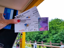 our elephant ticket and admission